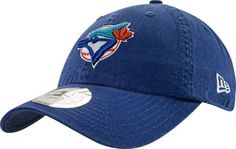 Adjustable New Era Toronto Blue Jays GW 920 Alternate 2 by New Era. $17.99. Primary Team logo in raised embroidery on the front of the cap. New Era flag on wearers left side. One size fits most. The GW920 puts your MLB Team logo on a great garment washed adjustable cap.