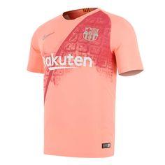 Camiseta Nike Barcelona 3a 2018 2019 Stadium  deb32701d29ad