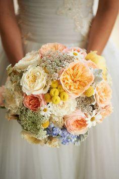 Amazing multicolored bouquet