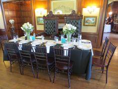 #thornewoodcastle #kingschair #tacomawedding #wedding #weddingreception