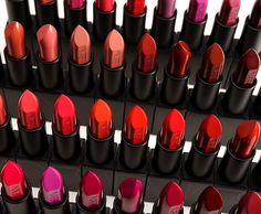 Best Makeup Trends National Lipstick Day: Roundup of Our Favorite Featured Lip Colors Nars Audacious Lipstick Swatches, Lipsticks, Lipstick Collection, Makeup Collection, Makeup Trends 2015, Beauty Bar, Beauty Makeup, Best At Home Facial, Lipstick Photos