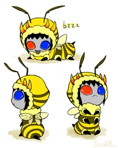 BeeSolgrub by q-dormir on DeviantArt