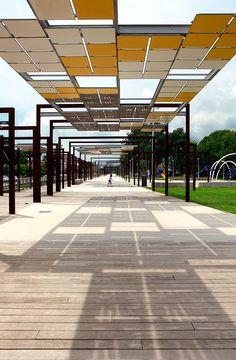 Pergola Design Metal Shade Structure 26 Ideas For 2019 Diy Pergola, Backyard Canopy, Pergola Shade, Modern Pergola, Pergola Ideas, Patio Shade, Pergola Roof, Canopy Outdoor, Cheap Pergola