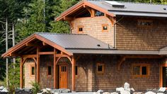 Purcell Timber Frame Homes