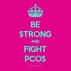 For my PCOS friends in the IF world.Be strong and fight pcos Ursula, Pcos Awareness Month, Miscarriage Awareness, Endometriosis Awareness, Fibromyalgia, Polycystic Ovary Syndrome Pcos, Sois Fort, Pcos Infertility, Frases