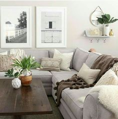 Beau Finding DIY Home Decor Inspiration: House Tour Of A Small Ranch In A Suburb  Of Chicago.