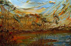 Justin Gaffrey - Studio • Gallery - Collections - Terra