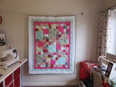 Fabric Storage, Sewing Studio, Be Kind To Yourself, Quilts, Blanket, Bed, Home, Stream Bed, Quilt Sets