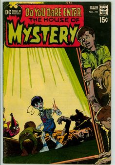 House of Mystery 191 (VG 4.0)