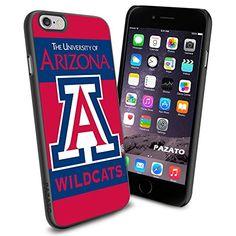 "Arizona Wildcats iPhone 6 4.7"" Case Cover Protector for iPhone 6 TPU Rubber Case SHUMMA http://www.amazon.com/dp/B00T46JO08/ref=cm_sw_r_pi_dp_33LTwb180WYG7"
