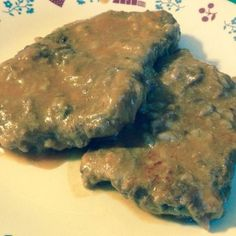 Swiss Steak with Pressure Cooker - http://www.justapinch.com/recipes/main-course/main-course-beef/swiss-steak-with-pressure-cooker.html