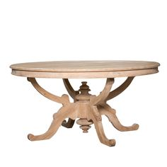 542dd64c7 DIANA RED OAK CRUDE TABLE by Becara