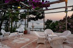 Villa Tre Ville on the Amalfi Coast