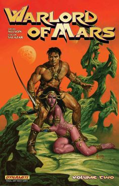 John Carter disappeared from Mars as mysteriously as he arrived. Days before he did, an unknown assassin murdered the guardian of the Red Planet's life support system. Carter, himself, is implicated i