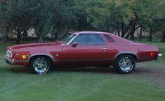 1976 Chevrolet Laguna, V8/auto