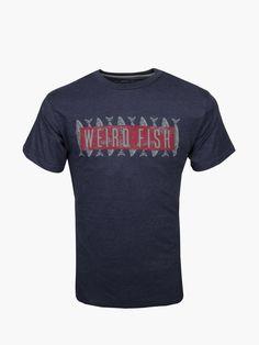 Danielle Bregoli, Weird Fish, Navy Logo, Stay Weird, Fish Print, Casual Looks, Casual Shirts, Menswear