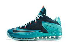 """#Nike LeBron 11 Max Low """"Turbo Green"""" #sneakers"""