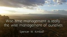 Wise management