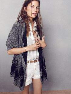 Madewell Summer 2015 | The Neo-Trad