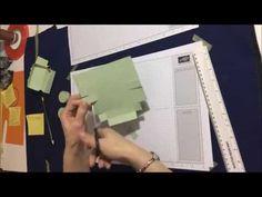 Video Tutorial for Tealight Box - Stampin' Up! UK Independent Demonstrator Craftyhallett