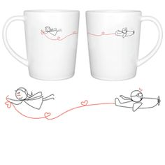 Never Let Go Coffee Mugs | Buy gift that make you zmile! :) $27