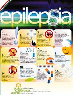 24 de Mayo - Día Nacional de la Epilepsia, con el objetivo fundamental de eliminar los falsos mitos que existen en la sociedad sobre una de las enfermedades neurológicas más comunes, ya que hasta el 70% de los epilépticos tiene una vida plena y sin crisis. Sólo en España hay unos 400.000 afectados por epilepsia y cada año se diagnostican 20.000 nuevos casos. En el mundo se puede hablar de 50 millones de casos.