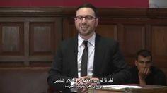 آدم دين - مناظرة مجلس إتحاد أوكسفورد حول الإسلام --- Adam Deen - Oxford ...
