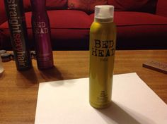 TRADED-Bed head. Dry shampoo. This is used so I will trade for very small items