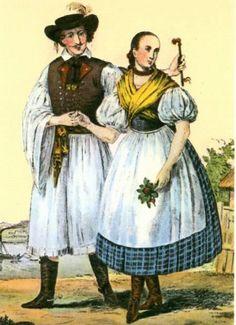 Folk's   wear Tiszahát - Hungary