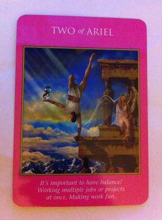Archangel Power. Two of Ariel