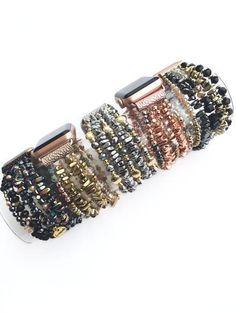 Mudd Elephant /& Tassel Stretch Bracelet 5-Piece Set Gold-Tone /& Olive New $22