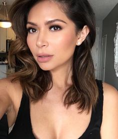 "Patrick Ta on Instagram: ""Reunited With Gorg @marianna_hewitt For Her Vanity Fair Video. Hair By Gorg @michaelgoyette Makeup By @patrickta Lashes By @esqido Lipstick By @doseofcolors Highlight Powder By: @anastasiabeverlyhills"""
