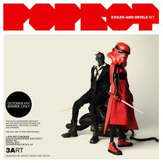 Pop Respect- Ashley Wood
