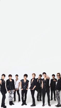 Follow @SuJuPacks on Twitter! #SuperJunior #Super #Junior #Wallpaper #Lockscreen