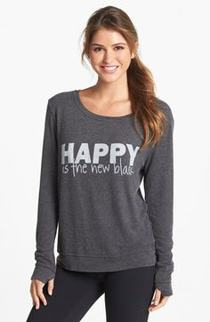 Peace Love World 'Comfy' Top available at #Nordstrom