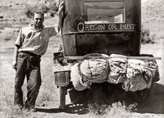 Oregon or bust!