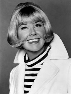 Doris Day - I saw her in Romance on the High Seas and it was really wonderful. It was before the Rock Hudson movies and Hitchcock ones.