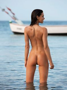 Naked amateur girlfriend spread eagle