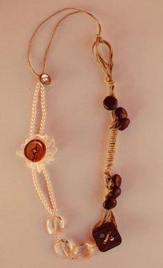Lauren Bacall necklace