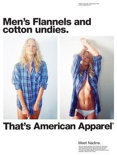 i wish i had the figure of an american apparel model because then i could be an american apparel model