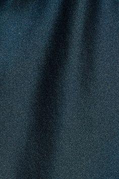 Marchesa - Embellished Tulle-trimmed Silk-satin Gown - Storm blue - US10