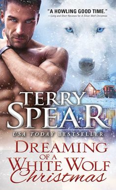 Dreaming of a White Wolf Christmas (Mass Market Paperback)