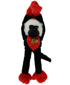Forever Collectibles Chicago Blackhawks Slider Monkey