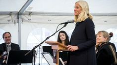 HRH Crown Princess Mette-Marit of Norway 4/2/2014