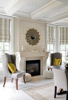 Jane Lockhart Kylemore Custom Home - traditional - dining room - toronto - Jane Lockhart Interior Design