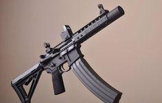 Atomic Tactical - Mega Arms GTR-3H AR15 SBR