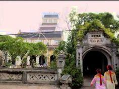 Về Trực Ninh Anh Ơi - Bài hát huyện Trực Ninh Hanoi Vietnam, North Korea, Asia, Street View, Camera Phone, World, Building, Chinese, Weather