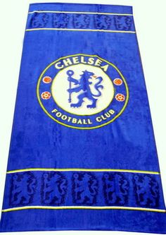Cotton Football Arsenal Beach Bath Towels Chelsea Fc Barcelona Pulse Towel