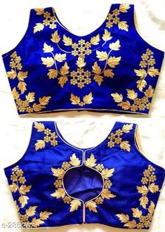 Price shipping free cod available, Ethnic Bangalori Silk Blouse Fabric: Bangalori Silk Sleeves: Sleeves Are not Included Size: Up To 38 in to 42 in Description: It Has 1 Piece Of Blouse Work: Embroidery Work Latest Blouse Neck Designs, Blouse Designs High Neck, Simple Blouse Designs, Back Neck Designs, Kurti Neck Designs, Saree Blouse Patterns, Saree Blouse Designs, Mirror Work Blouse Design, Simple Sarees