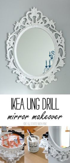 Ikea Ung Drill Makeover With Annie Sloan Chalk Paint ...
